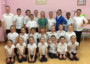 Musical Theatre pupils