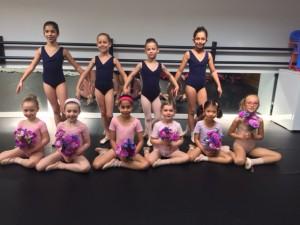 Younger Summer School Ballet Class